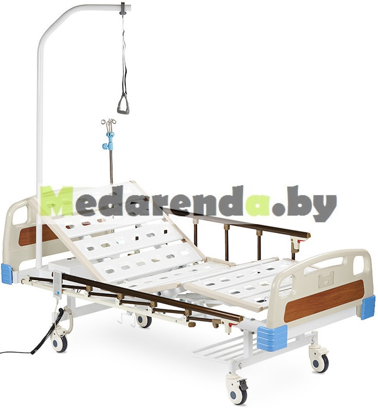 Прокат электрической медицинской кровати