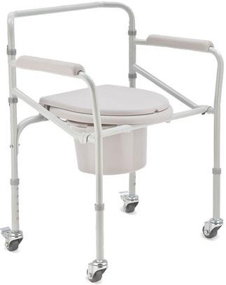 Стул-туалет на колесах