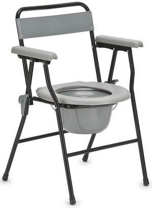 Стул-туалет складной